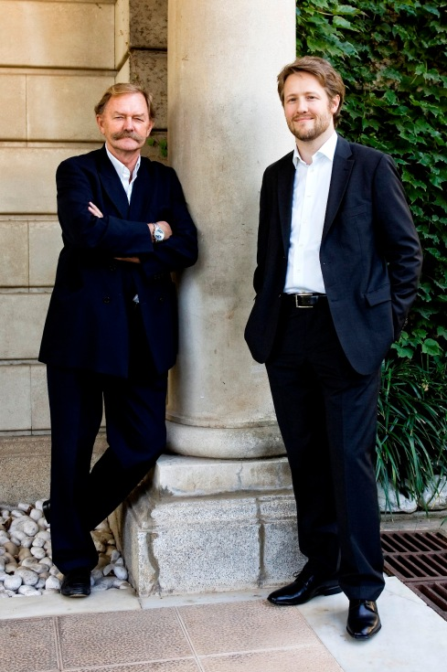 Paddy Miller and Thomas Wedell-Wedellsborg